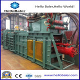 20-25 prensa automática horizontal da capacidade elevada da tonelada para a gestão de resíduos