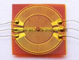 Calibrador de tensión del rosetón de Membran con el calibrador de medición de 4 redes