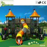Equipamento ao ar livre do campo de jogos do Dreamland para a escola