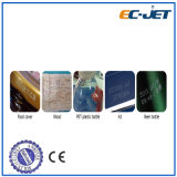 Máquina continua de la codificación de la impresora de inyección de tinta para la cápsula de vino (EC-JET500)