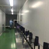 Línea de pulverización de pintura automática con pistola fija UV sin polvo