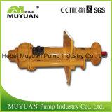 Hochleistungsmetall gezeichneter Abfluss, der Mineralaufbereitensumpf-Pumpe handhabt