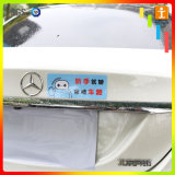 Auto-Metallanhaftendes Firmenzeichen-dekorative Abziehbild-Aufkleber