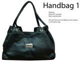 Madame en cuir élégante personnalisée par usine Handbag d'unité centrale de qualité de prix bas de mode de centre d'OEM
