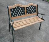 별장과 초막을%s 가진 주조 알루미늄 의자