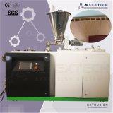 WPC Belüftung-hölzerne breite Tür-Vorstand-Strangpresßling-Plastikzeile