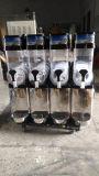 Máquina del aguanieve de Granita de los dos tanques/fabricante del aguanieve/máquina del aguanieve del Smoothie
