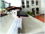 Montagem do telhado de telha do perfil solar residencial da borracha do sistema do picovolt