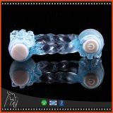 De mini Vibrator van de Ring van de Haan van de Penis van de Kogel Trillende voor Mensen maakt het Stille Speelgoed van het Geslacht waterdicht