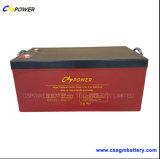 12 tiefe Schleife-Marinebatterie des Volt-300ah 12 Volt-Marine-Batterie