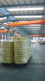 Le fil d'acier a tressé le boyau hydraulique couvert par caoutchouc renforcé (SAE100 R1-5/16)
