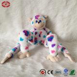 Il regalo variopinto scherza tipo giocattolo della scimmia 2015 morbidi della peluche il nuovo
