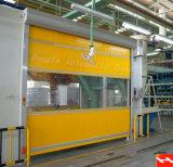 12 Fabrikant van de Deur van het Rolling Blind van pvc van de Exporteur Yrs de Snelle (HF-J307)