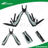 Förderung-Schwarz-Ende-multi Hilfsmittel mit Messer und Zangen