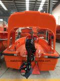 8 personen Capacity 4.0m GRP Rescue Boat met Outboard Engine voor Sale