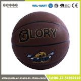 Baloncesto de cuero de la talla 7 del emparejamiento del PVC
