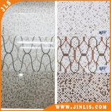12 ' azulejos de cerámica de la pared del mosaico del grado de x24 AAA del cuarto de baño impermeable de la mirada
