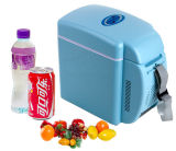 Erfinderisches Mini Fridge 7 Liter DC12V, AC100-240V in Both Cooling und Warming Function