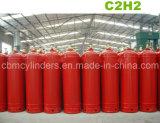 ISO3807-1鋼鉄アセチレンタンク60L