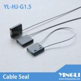 Logistic Box Sealing (YL-HJ-G1.5)를 위한 안전 Cable Seal