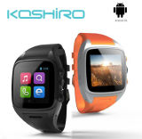2g/3G Smart Watch Mobile Phone met GPS en WiFi Phone