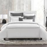 Комплекты 100% постельных принадлежностей гостиницы хлопка обыкновенные толком белые (DPF2475)