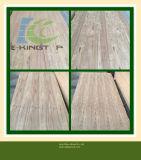 Madera contrachapada de lujo de la chapa de la madera contrachapada, madera contrachapada decorativa