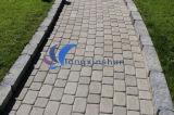 Pedra de pavimentação ao ar livre do granito cinzento natural