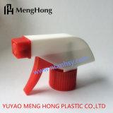 Pulverizadores plásticos do disparador para a limpeza Home