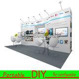 De Zuidafrikaanse Draagbare Eerlijke Cabine van de Tentoonstelling met diy-E33 de Systemen van het Kader