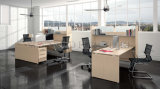 現代フロント・オフィスの机の設計事務所の机のコールセンター(SZ-WS526)