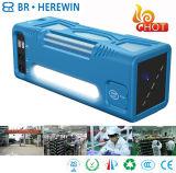 Côté d'alimentation par batterie de véhicule avec de l'hors-d'oeuvres de saut de Bluetooth