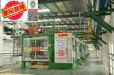 Tipo hidráulico máquina moldando do projeto novo de Fangyuan da forma do EPS