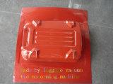 Roterende ABS van PC van de Stijl Vacuüm het Vormen zich van de Bagage Machine