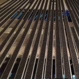 Sospecha de aluminio al aire libre y de interior de la escalera