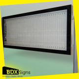 # 160 H- 0 doble cara Desplazamiento sesión / Caja de luz