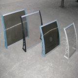 Écran en plastique de tente de polycarbonate solide élégant de l'ombre DIY