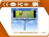 Écran de publicité polychrome extérieur d'Afficheur LED de P10 SMD