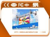Abt im Freien RGB P10 LED-Bildschirmanzeige für das Bekanntmachen