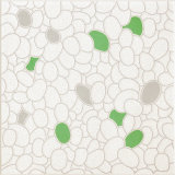 Azulejo de suelo de cerámica esmaltado balcón antideslizante de la porcelana del cuarto de baño de Matt