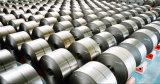 Placa de acero en acero galvanizado sumergido caliente de la bobina
