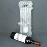 Aufblasbare Luft-Spalte Beutel für Wein-Flasche