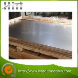 Metal de folha Titanium do titânio da classe 5 da folha de baixo preço