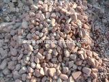 Il Cobblestone di pavimentazione esterno è caduto pietra schiacciata granito