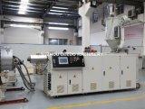 Chaîne de production isolante thermique de pipe de jupe de HDPE ligne d'extrusion de pipe de HDPE