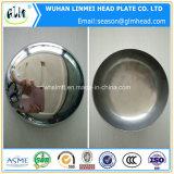 Protezione di estremità ellissoidale servita del tubo dell'acciaio inossidabile 304 delle teste