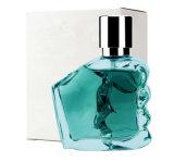 Perfume para homens com melhor fragrância no frasco especial do projeto