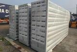 Painel de sanduíche do plutônio para edifícios de armazenamento do quarto frio