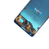 Samsung A7 LCDの表示アセンブリのための携帯電話LCD