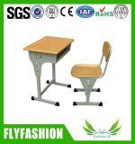 조정가능한 단 하나 책상 및 의자 학교 가구